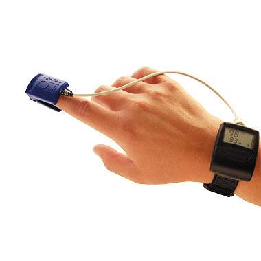 Пульсоксиметры - Наручный цифровой пульсоксиметр NONIN 3100 (WristOx 3100 )
